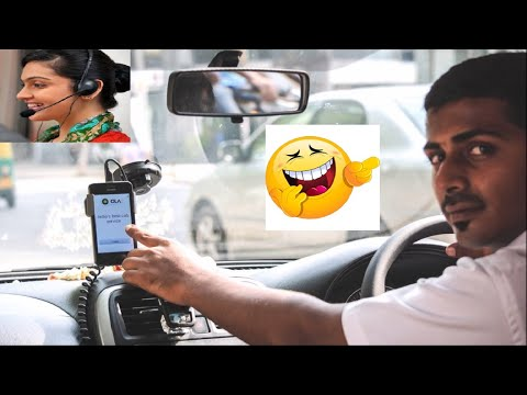 Ola Partner Call Centre Abusing Complaint Partner Funny Mumbai Strike