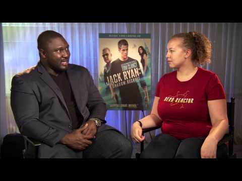 Interview with Jack Ryan: Shadow Recruit's Nonso Anozie