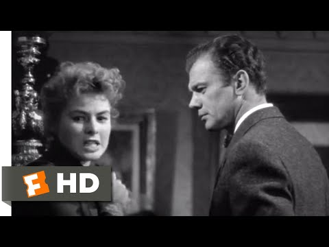 Gaslight (1944) - You're Being Driven Insane Scene (6/8) | Movieclips