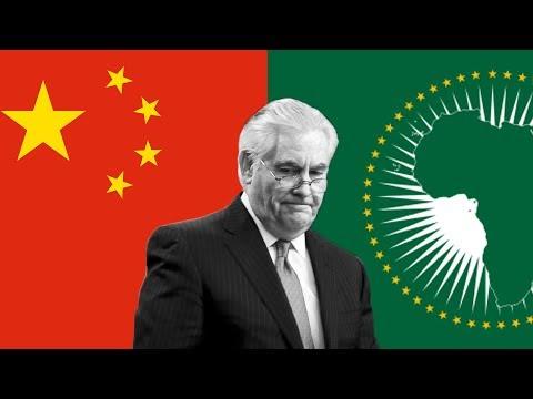 China in Africa; America's Splitting Headache