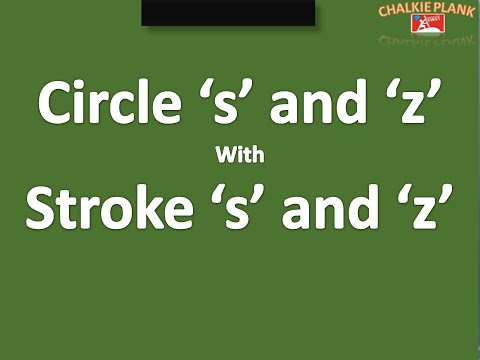Circles in shorthand