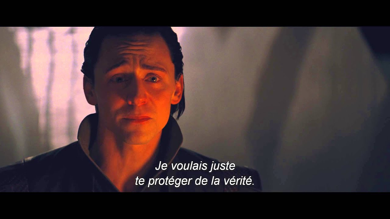 Thor : Le Mondes des Ténèbres - BONUS - L'audition de Tom Hiddleston pour le rôle de Thor