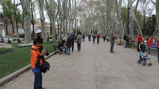 Gülhane Park, Istanbul Turkey