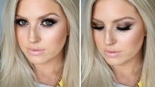 GRWM ♡ Sexy Smokey Eye w/ Naked Palette! ♡ My Favourite Neutral Eye Makeup!