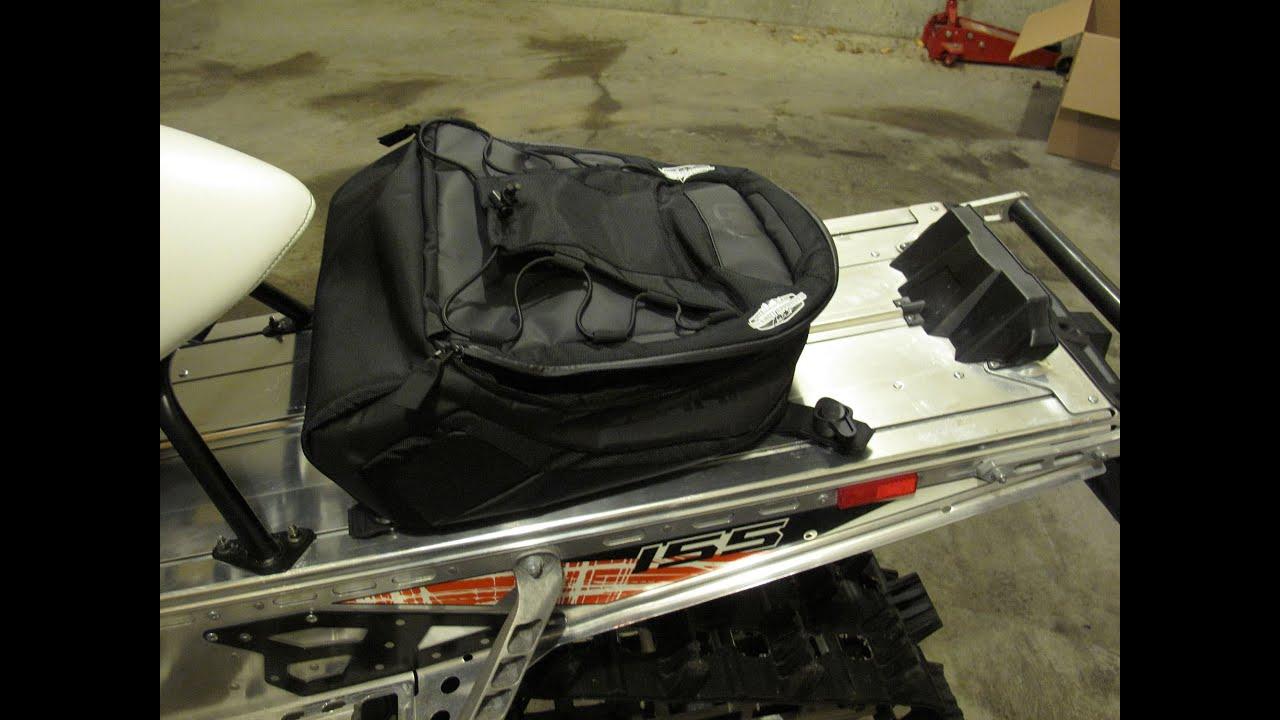 Burandt Flyer Lock Ride Tunnel Bag
