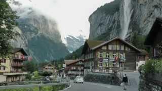 Холодное лето 2011 года Швейцария