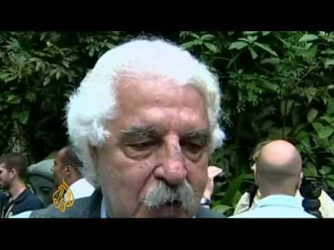 Brazilian architect Niemeyer dies at 104