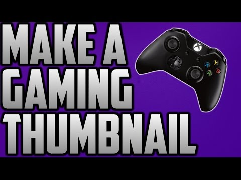 HOW TO MAKE THUMBNAILS FOR FREE! (WITH PIXLR) (2018) from YouTube · Duration:  5 minutes 5 seconds