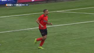 Katwijk - FC Lienden (2-0) | VVKatwijkTV