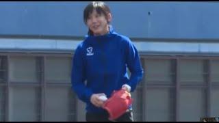 高木美帆 始球式  2018-4-1 高木美帆 検索動画 13