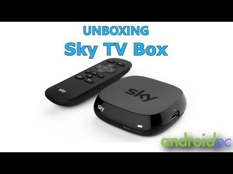 Unboxing: Sky TV Box para ver contenidos del canal Sky España