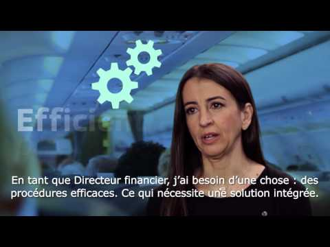 Ana de Pro - Directeur Financier Amadeus IT Group
