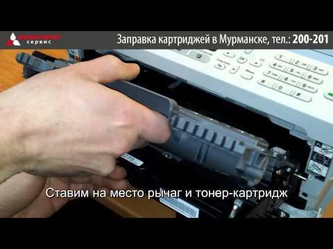 Сброс счетчика тонера Brother MFC 7360, DCP 7057, HL 2132