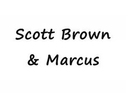 Scott Brown & Marcus