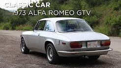 Classic Car | 1973 Alfa Romeo GTV | Driving.ca