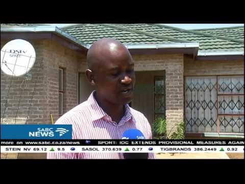 Men For Change in Bushbuckridge discuss abuse