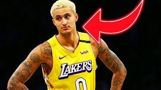 Kyle Kuzma is Trying To Finesse The Los Angeles Lakers