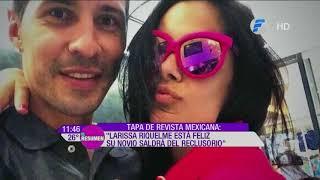 ¡Larissa Riquelme está feliz! ¡Anuncian que Jonathan Fabbro saldría de la cárcel!