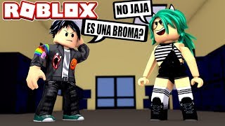 MY GIRLFRIEND TAKES Me A WEIGHTED PONE on ROBLOX😨😱
