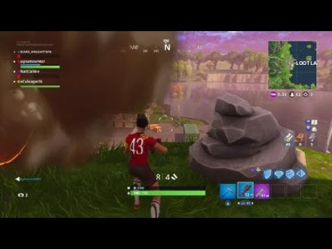 Fortnite Missile Launch LIVE