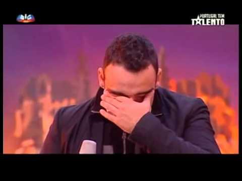 Portugal tem Talento 2011  Tiago Ribeiro