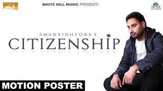 Canada (Motion Poster) Aman Sidhyora  | White Hill Music