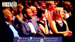 IK amp SALVADOR AT AMVCA 2016 Nigerian Music amp Entertainment