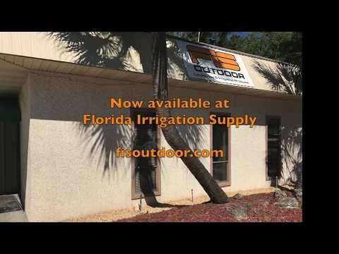 EcoBoundary® install at Florida Irrigation Supply (FIS)