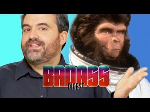 Escape From the Planet of the Apes - Planet of the Apes Deep Dive #3