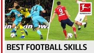 Top 10 Football Skills 2018/19