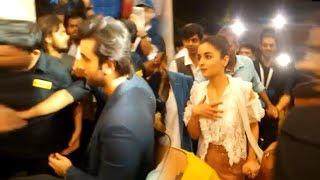 Ranbir Kapoor And Alia Bhatt At Jio MAMI Movie Mela 2017
