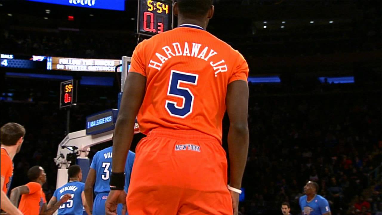 e5511b195c3 Tim Hardaway Jr.'s Deep Bomb - Top NBA Christmas Plays - YouTube