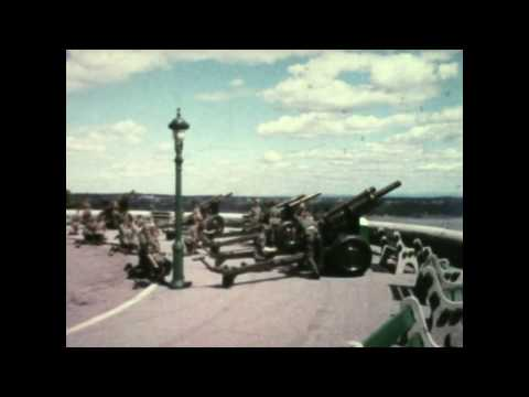 "16mm National Film Board of Canada ""Royal River""- 1959 ( Inauguration of The St. Lawrence Seaway)"