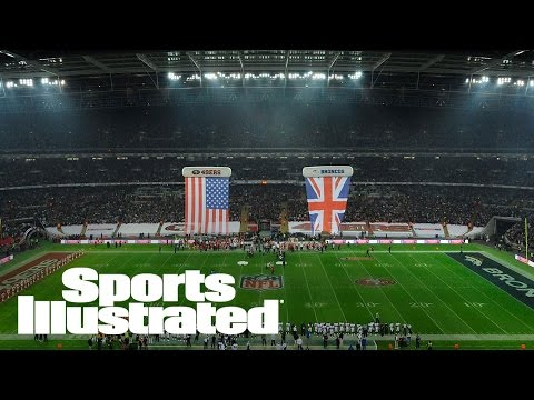 NFL Announces 2017 London Schedule | SI Wire | Sports Illustrated