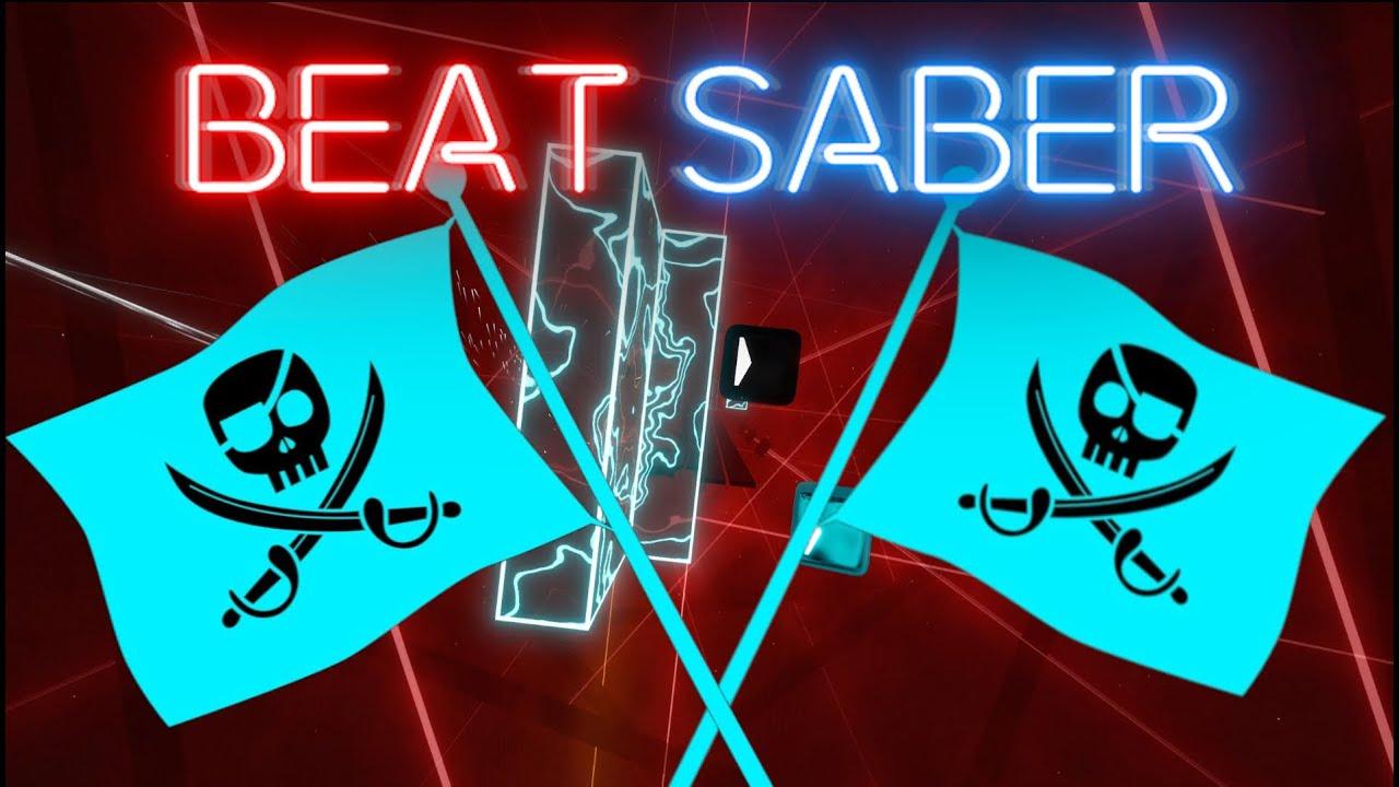 Wellerman Sea Shanty / Nathan Evans x ARGULES (FullCOmbo - Expert+) Beat Saber