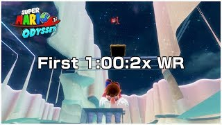 Super Mario Odyssey Any% Speedrun in 1:00:24 (World Record - January, 8th 2019)