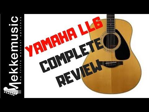 YAMAHA LL6 Review