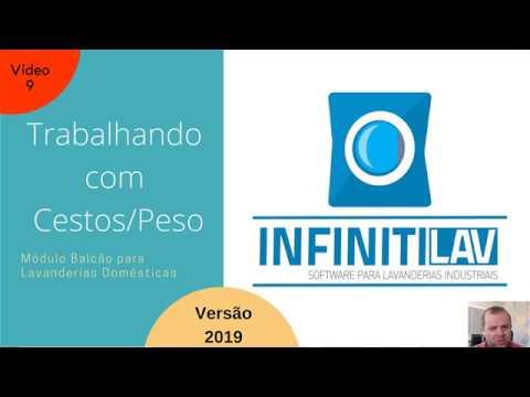 TRABALHANDO COM CESTOS E PESO - Vídeo 9