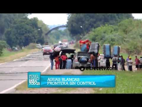 Periodismo Para Todos 2013 - Fronteras sin control, el informe completo de PPT