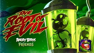 Angry Birds Friends Halloween 2016: The Root of Evil