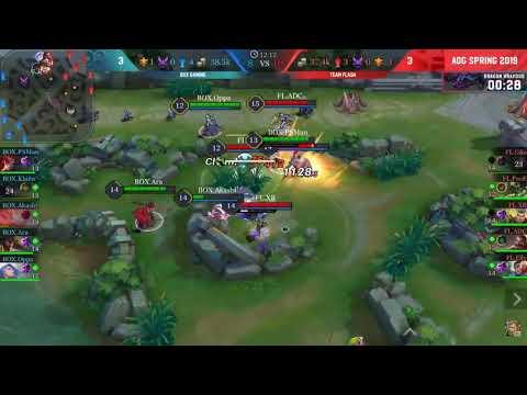 Box Gaming Vs Team Flash Ván 7   Trận Chung Kết Cuối Cùng Của  Đấu Trường Danh Vọng Mùa Xuân 2019