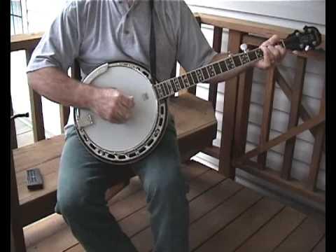 Banjo Gospel Medley