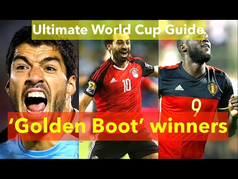 ULTIMATE World Cup SURVIVAL Guide   Golden Boot  winners - YouTube aef405ee1