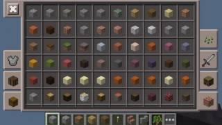 Как сделать самолет в Minecraft Pe 0.15.8(Мое первое видео)) не судите строго., 2016-10-05T18:29:14.000Z)