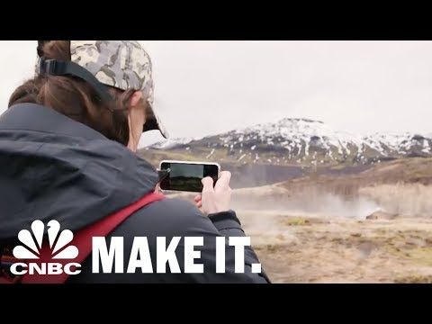 How To Save Money Traveling Iceland And In Other Expensive Countries | CNBC Make It.
