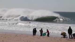 Surfing Peniche | SUPERTUBOS, MOLHO LESTE, BALEAL, CONSOLAÇÃO | With aerial drone shots