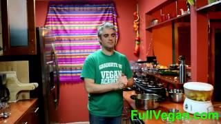 Vegan Wild Rice Pilaf recipe video