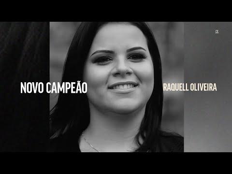 Novo Campeão -Raquel Oliveira
