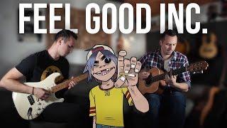 Gorillaz - Feel Good Inc. (Instrumental Cover)