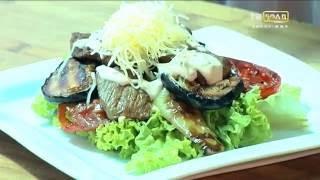КНИГА РЕЦЕПТОВ - Салат с телятиной